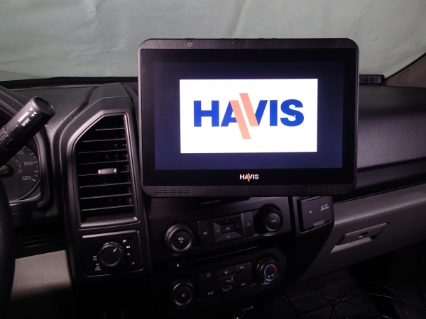 Havis Dash Mount Bracket Ford Pickup