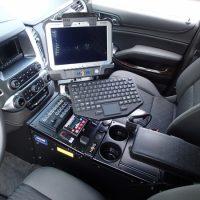 Havis Tahoe Police 23″ Console