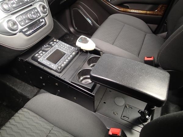Havis Tahoe Police 15″ Console