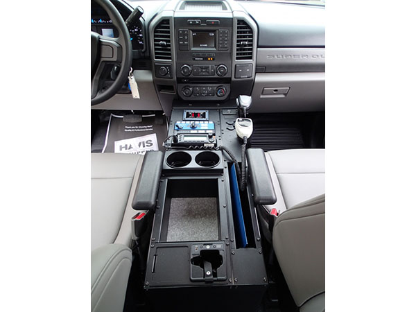 Havis Ford Pickup Truck Console