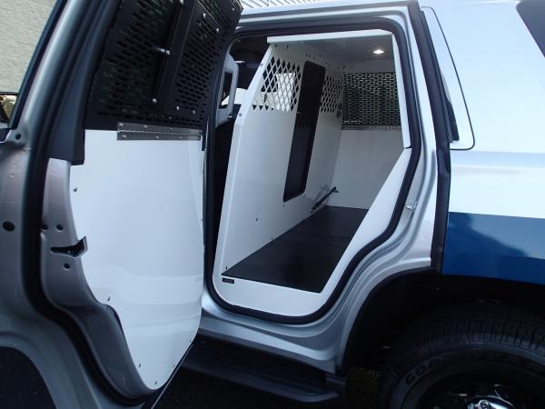 Havis Tahoe K9 Transport System