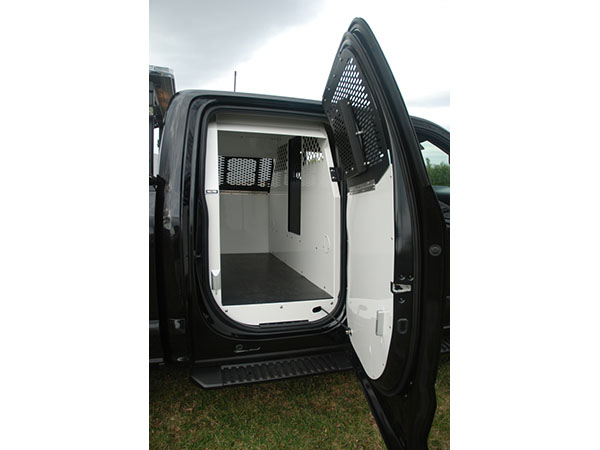 Havis Ford Crew Cab K9 Transport System