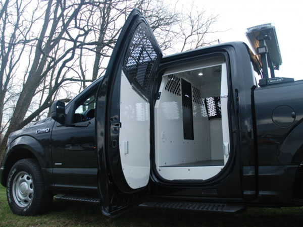 Havis K9 Transport System For Ford Crew Cabs Mega Tech