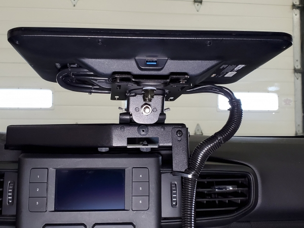 Havis Dash Mount (Ford Interceptor SUV)