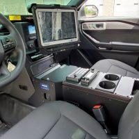 Havis Flat Console (Ford Interceptor SUV)