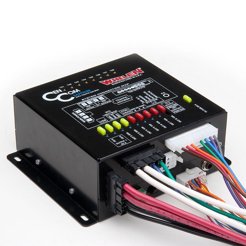 whelen cencom sapphire siren  u0026 light controller mega tech